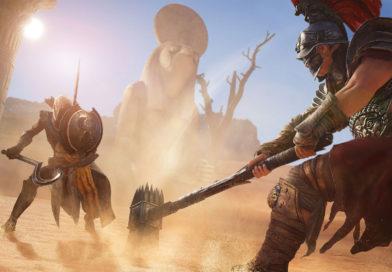 Oto najważniejsza zmiana w walce w Assassin's Creed Origins