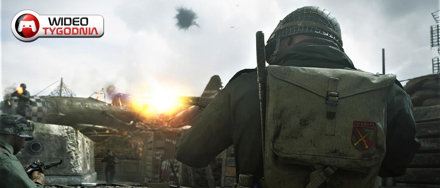 Najlepsze filmiki z gier [#114]. Nowe multi w Call of Duty oraz Wiedźmin made in Japan