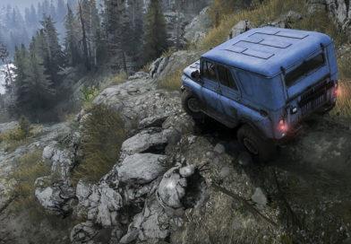 Symulator dla prawdziwych twardzieli. Trudny teren, ciężarówki i walka z żywiołem