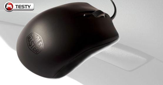 """Test Cooler Master MasterMouse Lite S  – mysz dla graczy przez małe """"gie"""""""