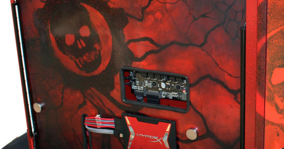 Idealna obudowa komputera dla fana Gears of War 4