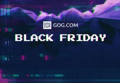 Darmowe gry i przeceny do 90%, czyli Black Friday na GOG.com