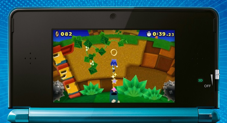 sonic lost world 3ds 2