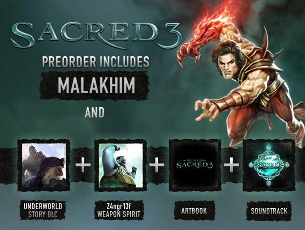 Sacred-3-preorder