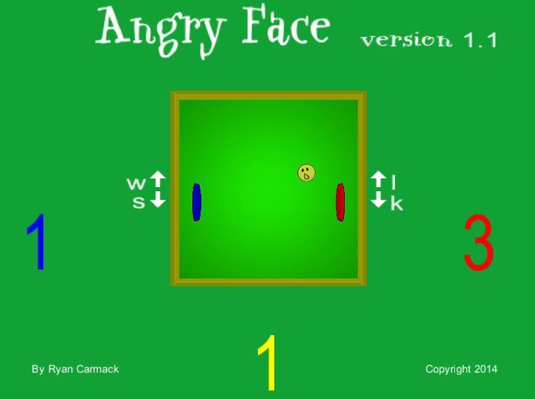 angry pong