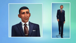 the sims 4 obama