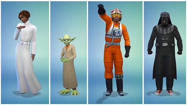 Darmowe Dodatki Do The Sims 4 Duchy Baseny Nowe Kostiumy