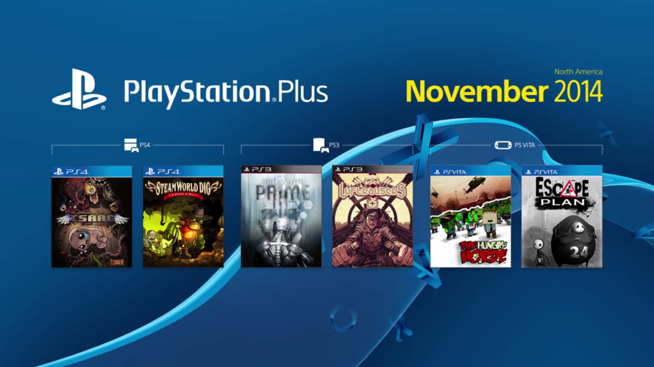 ps plus listopad