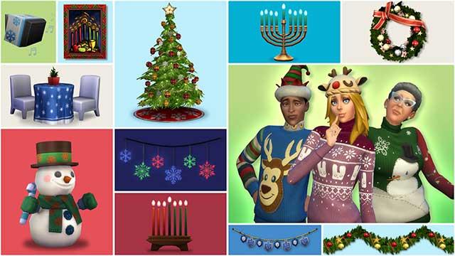 Sims-4-swiateczne-dekoracje