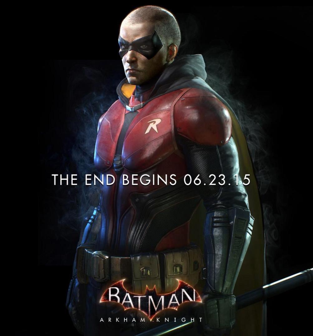 Batman: Arkham Knight - Robin