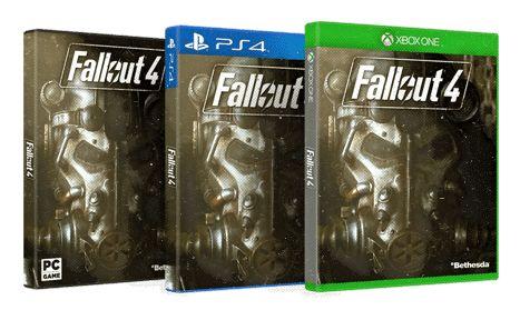 Fallout 4 okładka