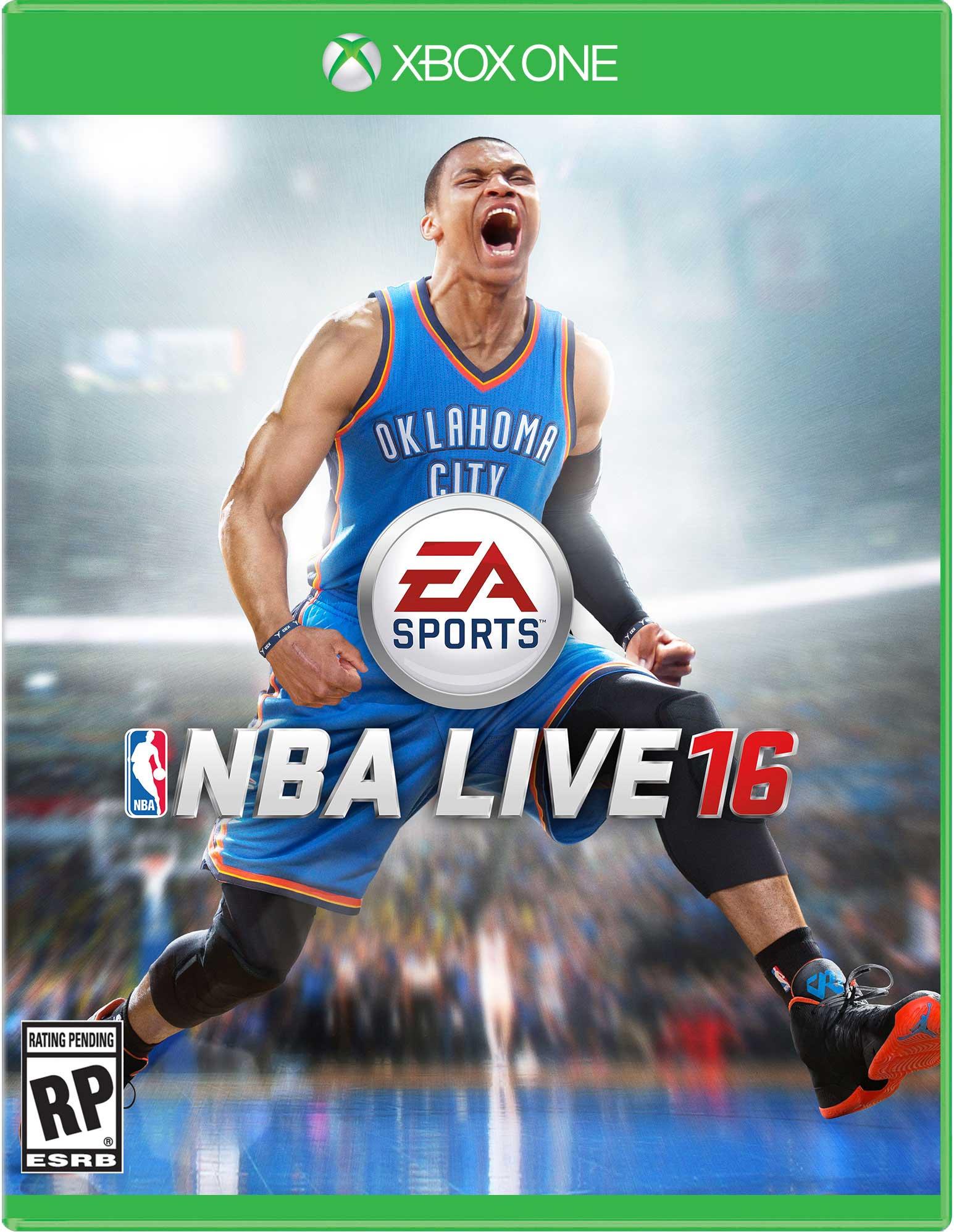 NBA Live 16