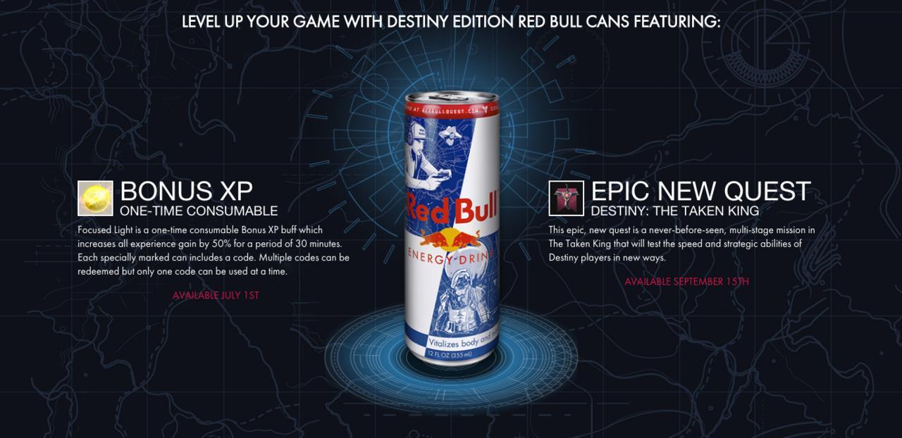 Red Bull Destiny