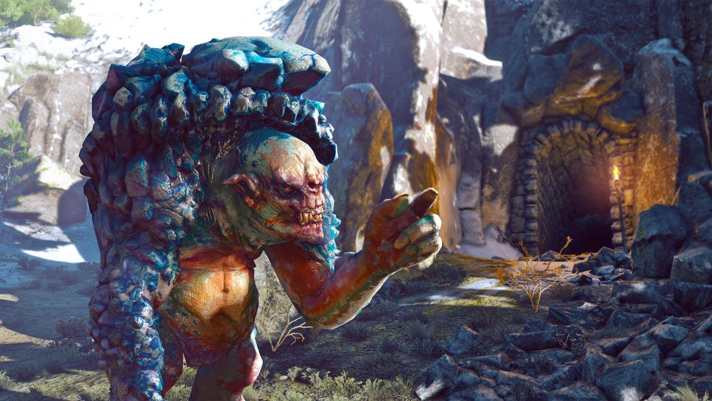 Wiedźmin 3 - Najgroźniejszy potwór na Skellige.