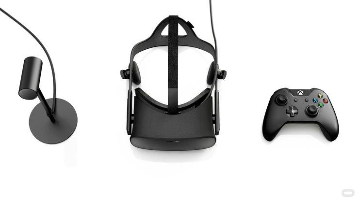 Zestaw Oculus Rift