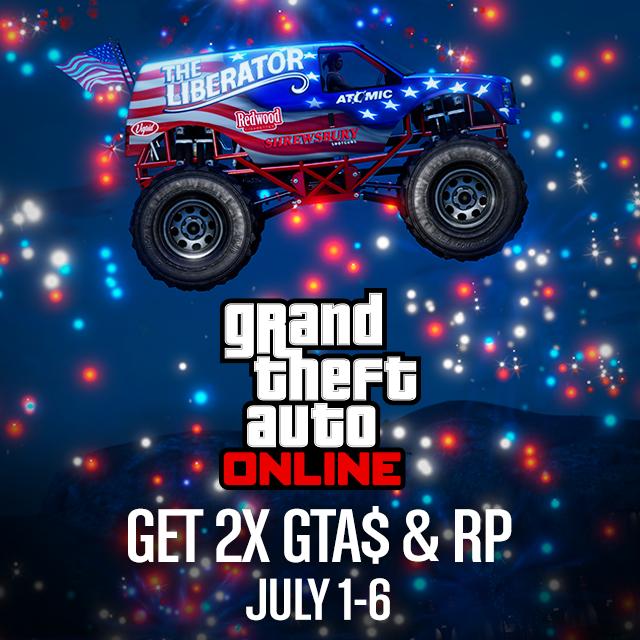 GTA Online Dzień Niepodległości