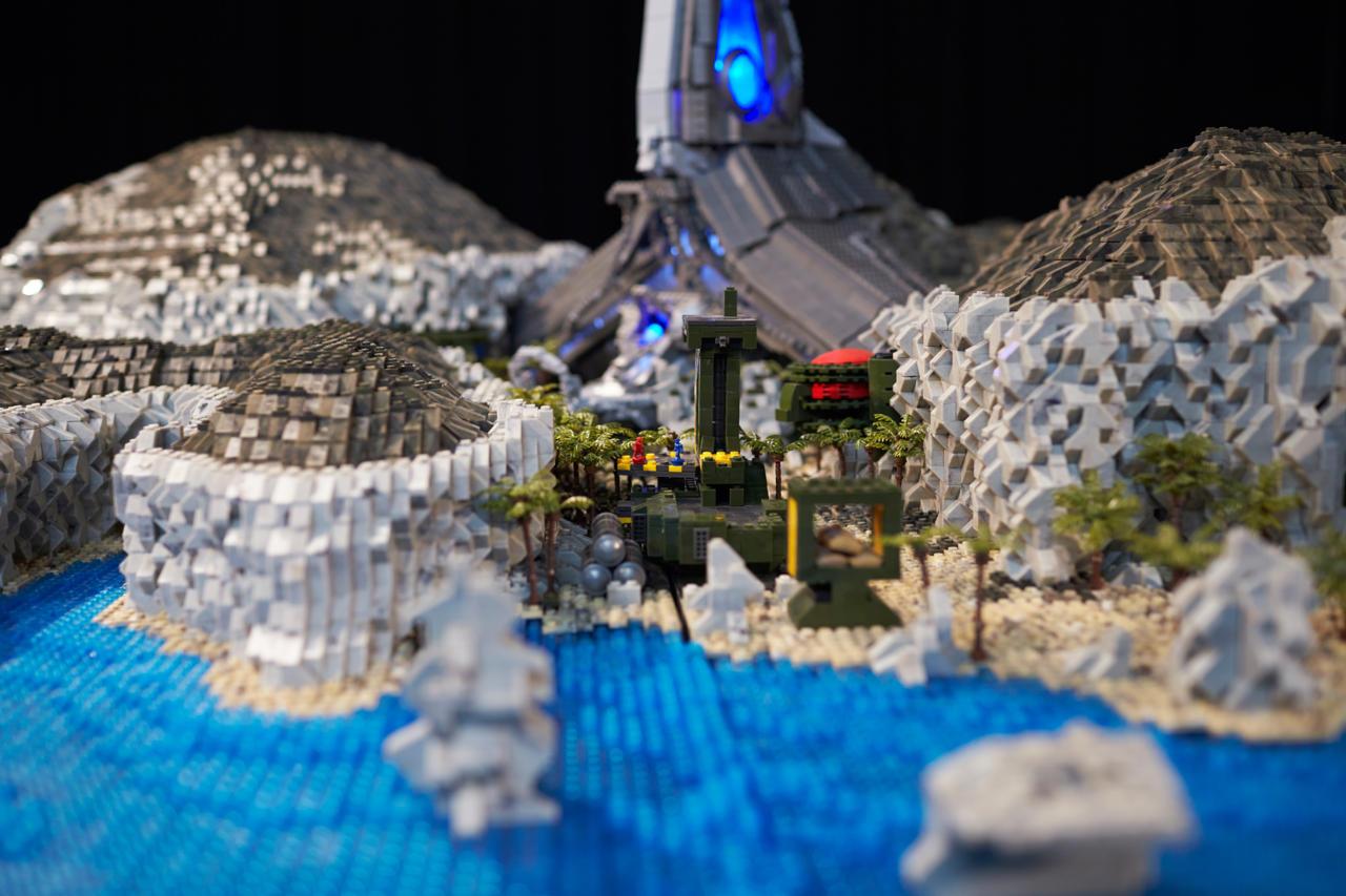Halo 5 mapa
