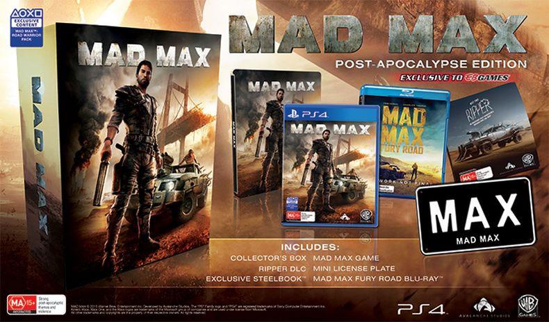 Mad Max Post-Apocalypse Edition