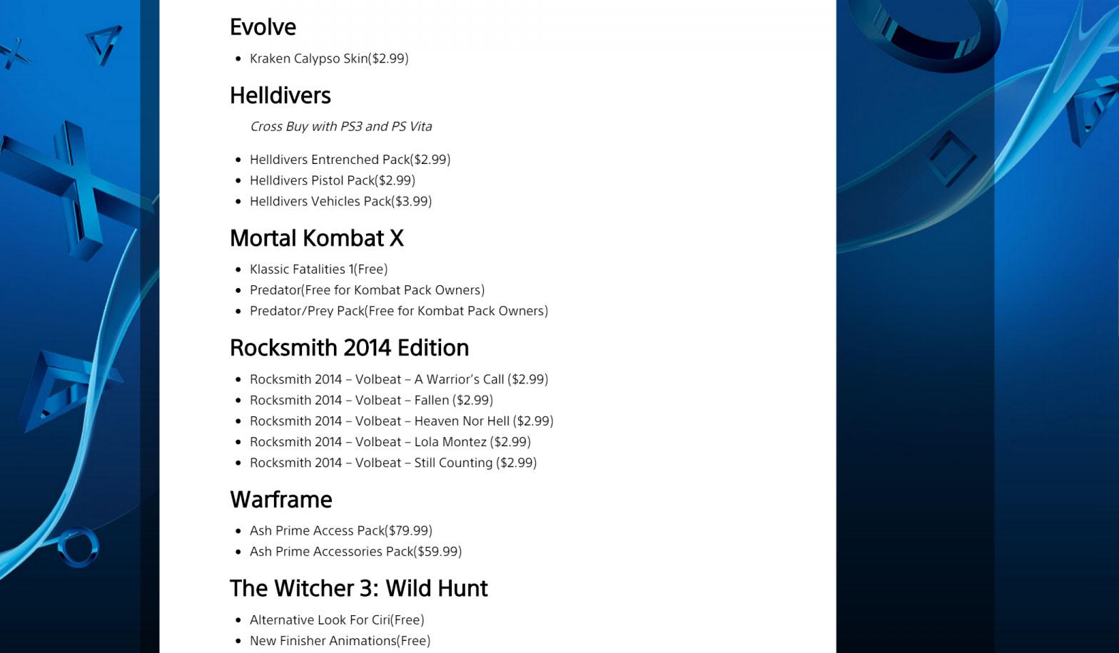 Wiedźmin 3: Dziki Gon - darmowe DLC
