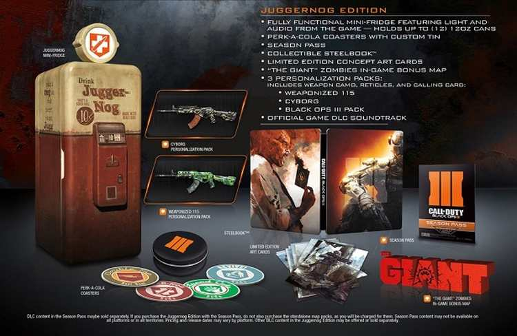 Call of Duty: Black Ops III – edycja kolekcjonerska
