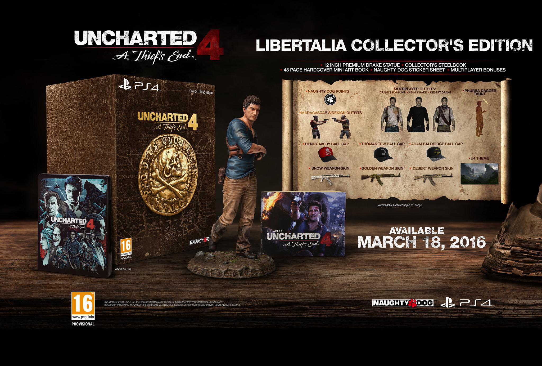 Unchrated 4 - Libertalia