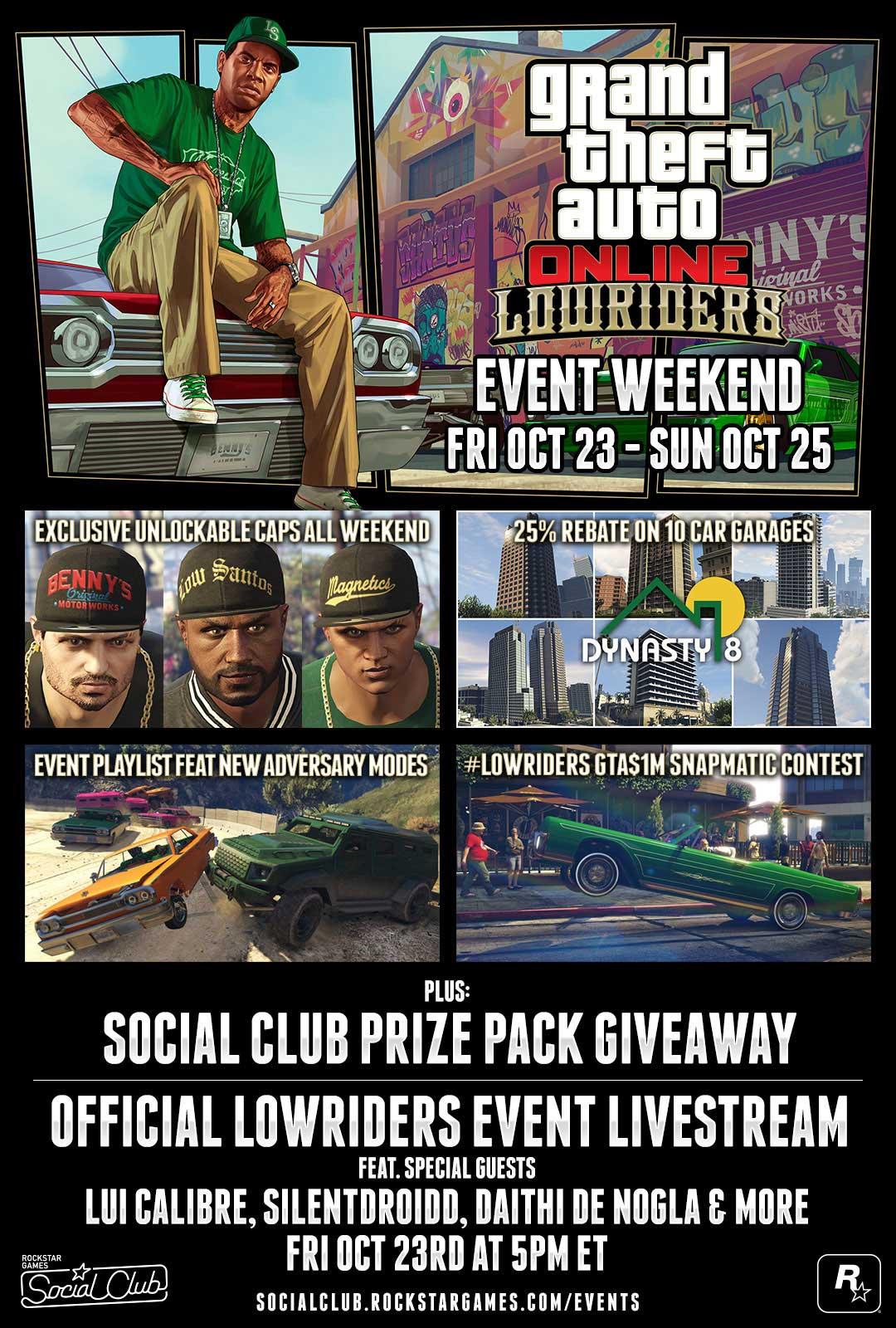 GTA Online - wydarzenie weekendowe