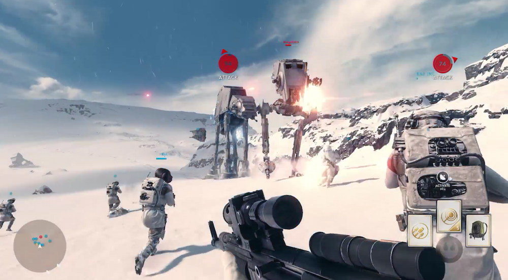 Star Wars Battlefront 8
