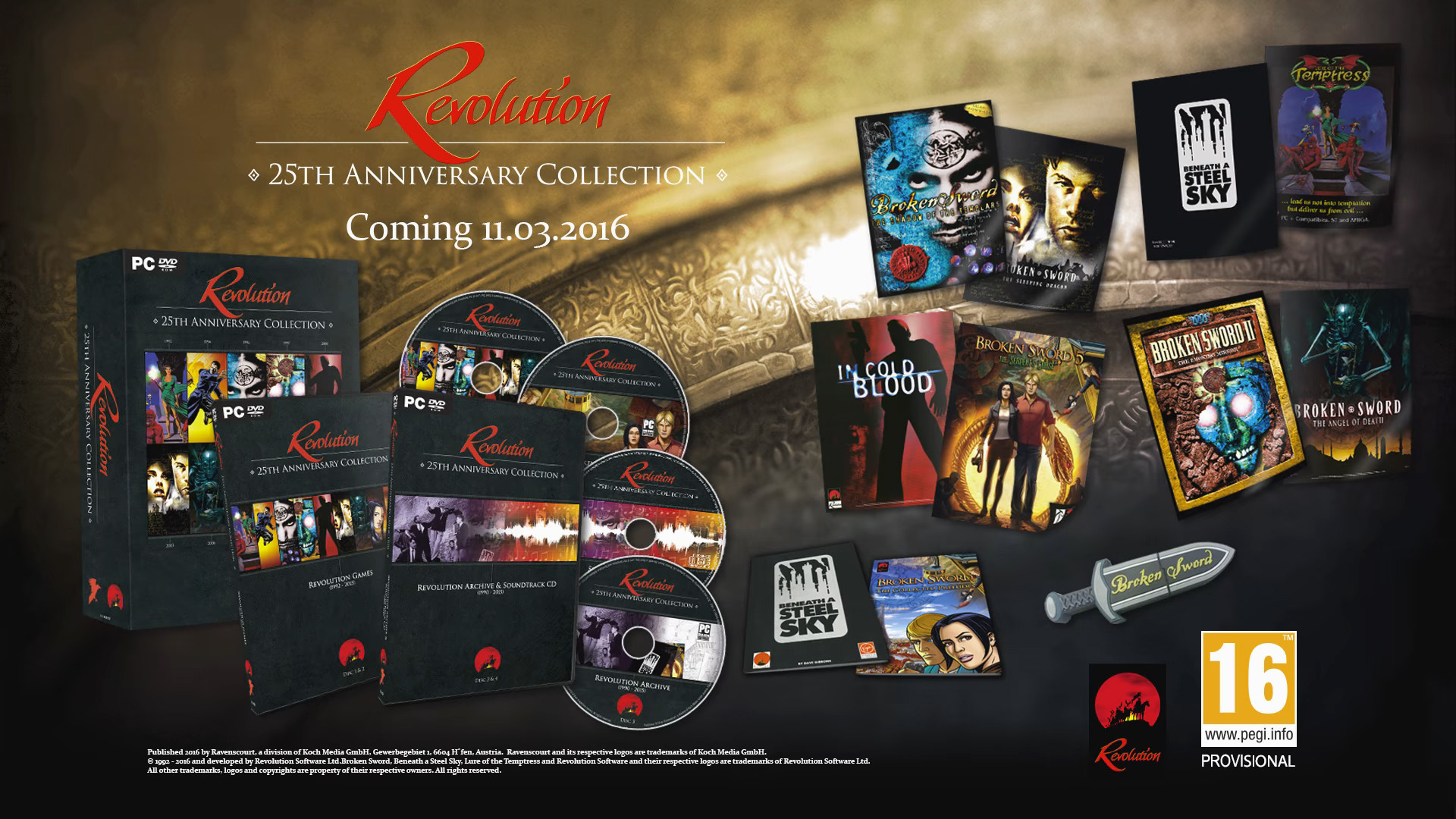 Revolution Collection