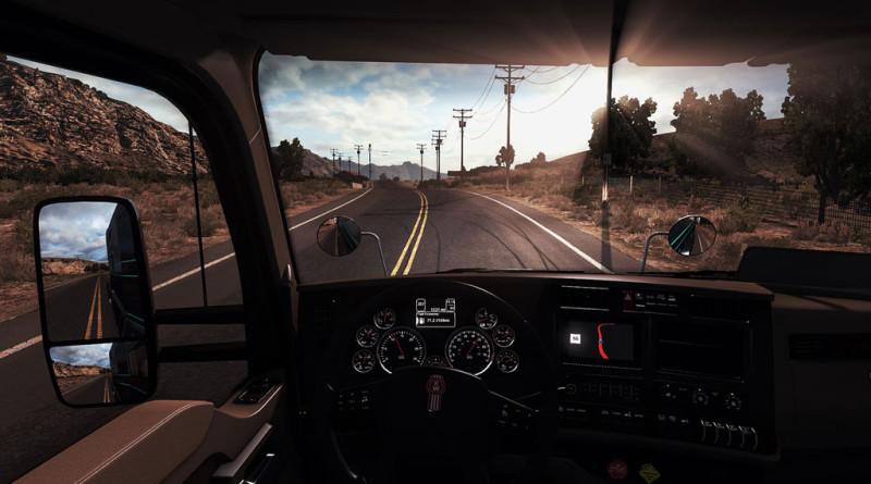 Demo American Truck Simulator  Pobieracie?