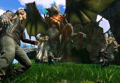 Scalebound jednak nie powstanie. Microsoft odnosi się do tematu gry o smokach