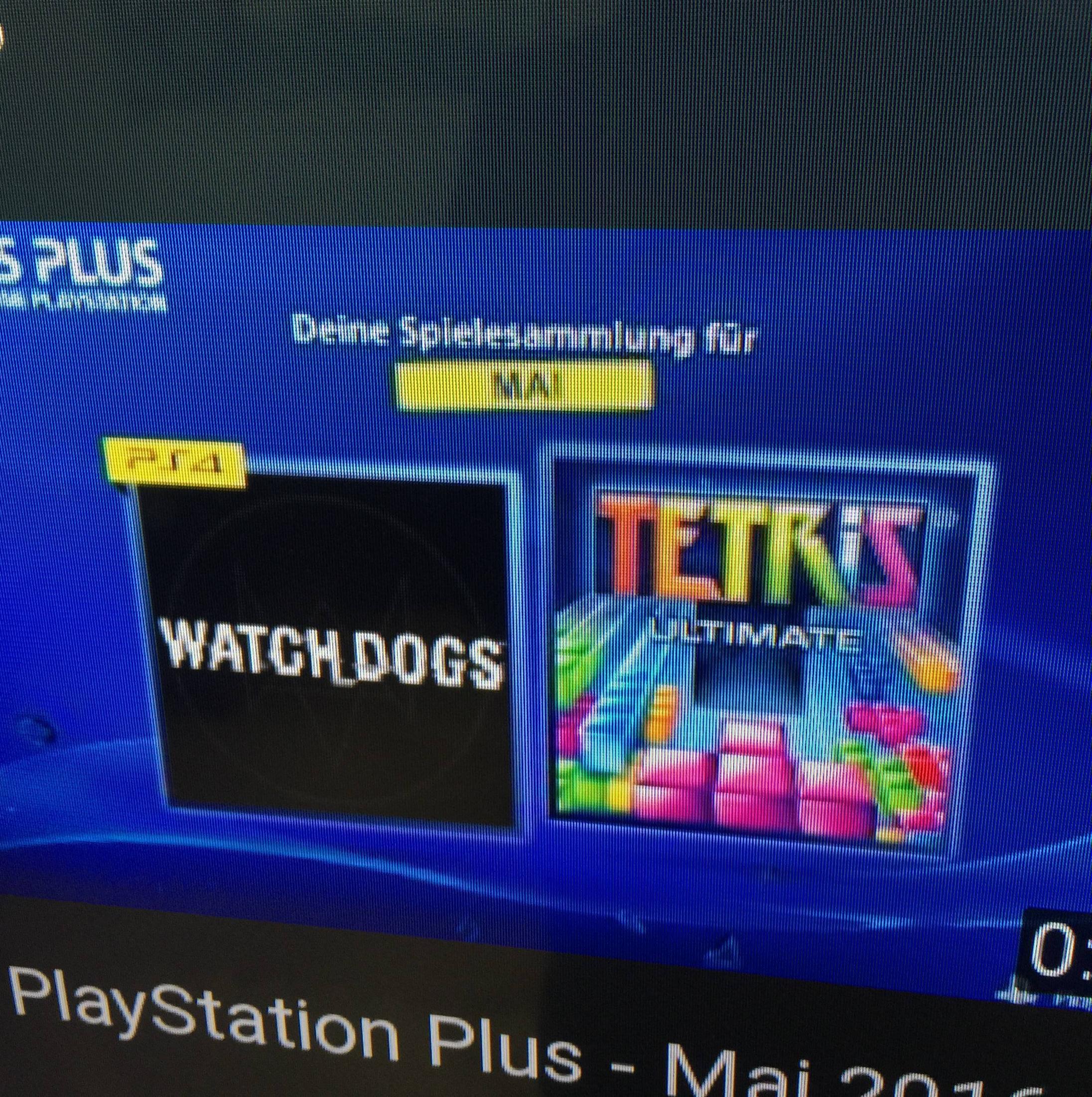 PlayStation Plus maj 2016