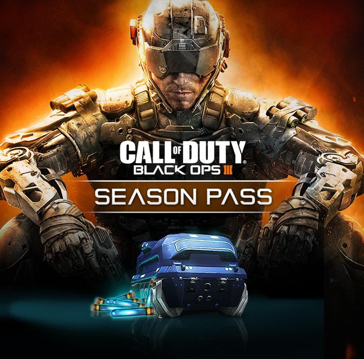 Call of Duty Black Ops III Season Pass