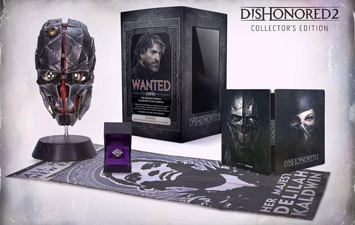 Dishonored 2 - edycja kolekcjonerska