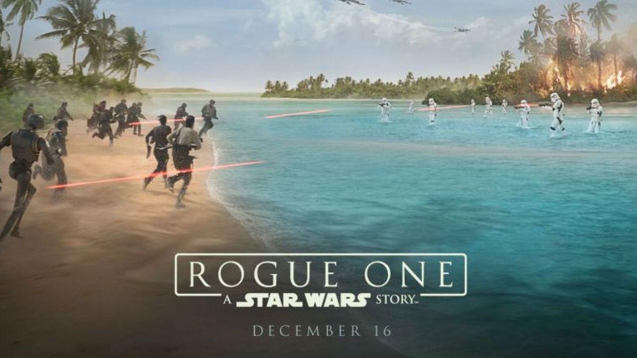 Star Wars: Battlefront - ujawniono DLC Łotr 1: Scarif