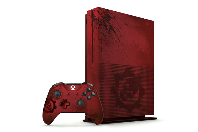 Xbox One S Gears of War Edition