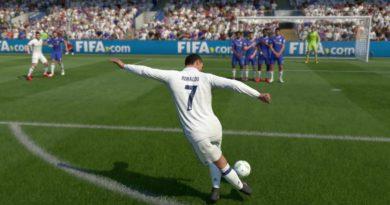 FIFA 17 triki