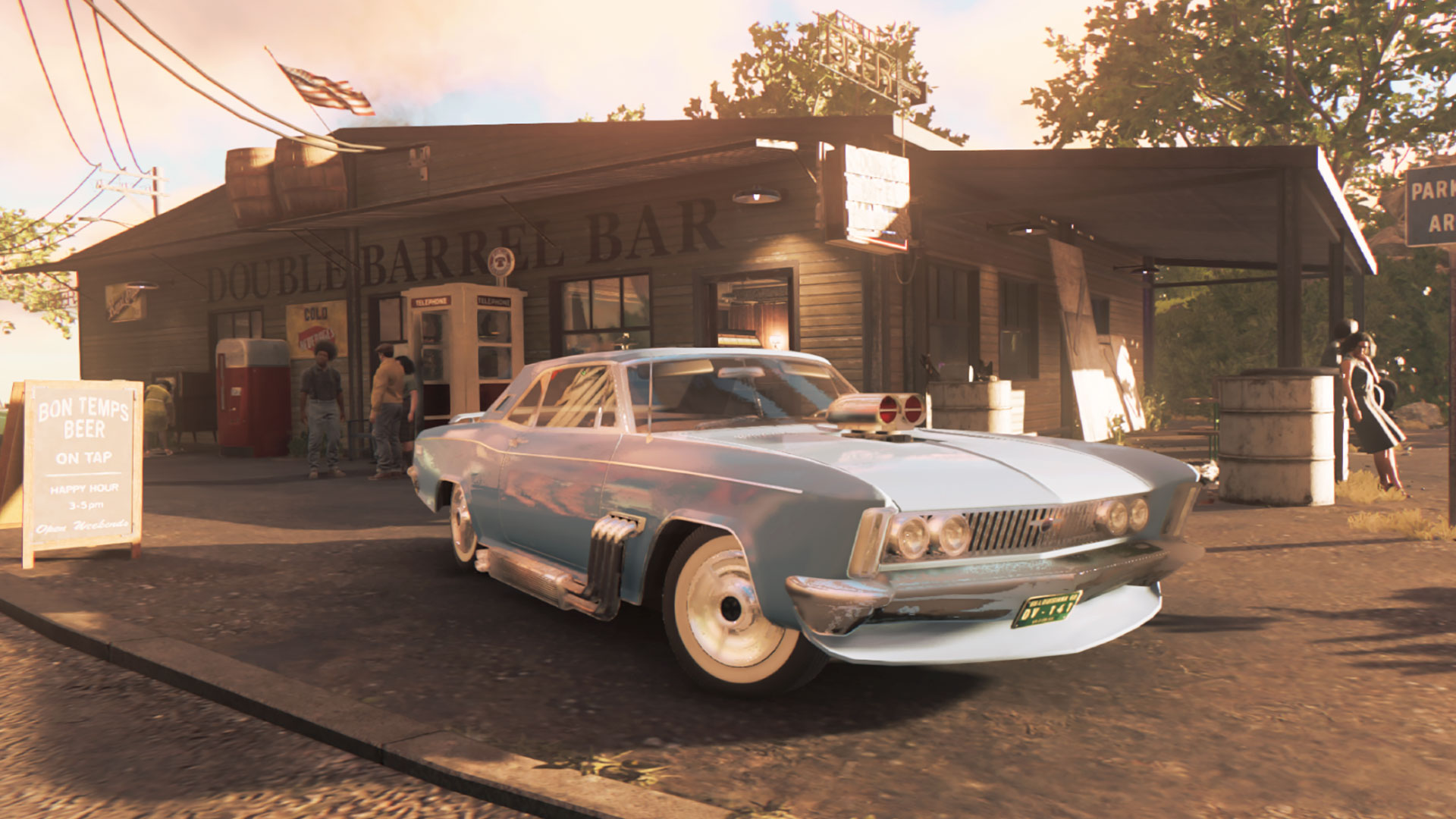 Mafia III - chcecie upiększyć samochód? Będzie okazja!