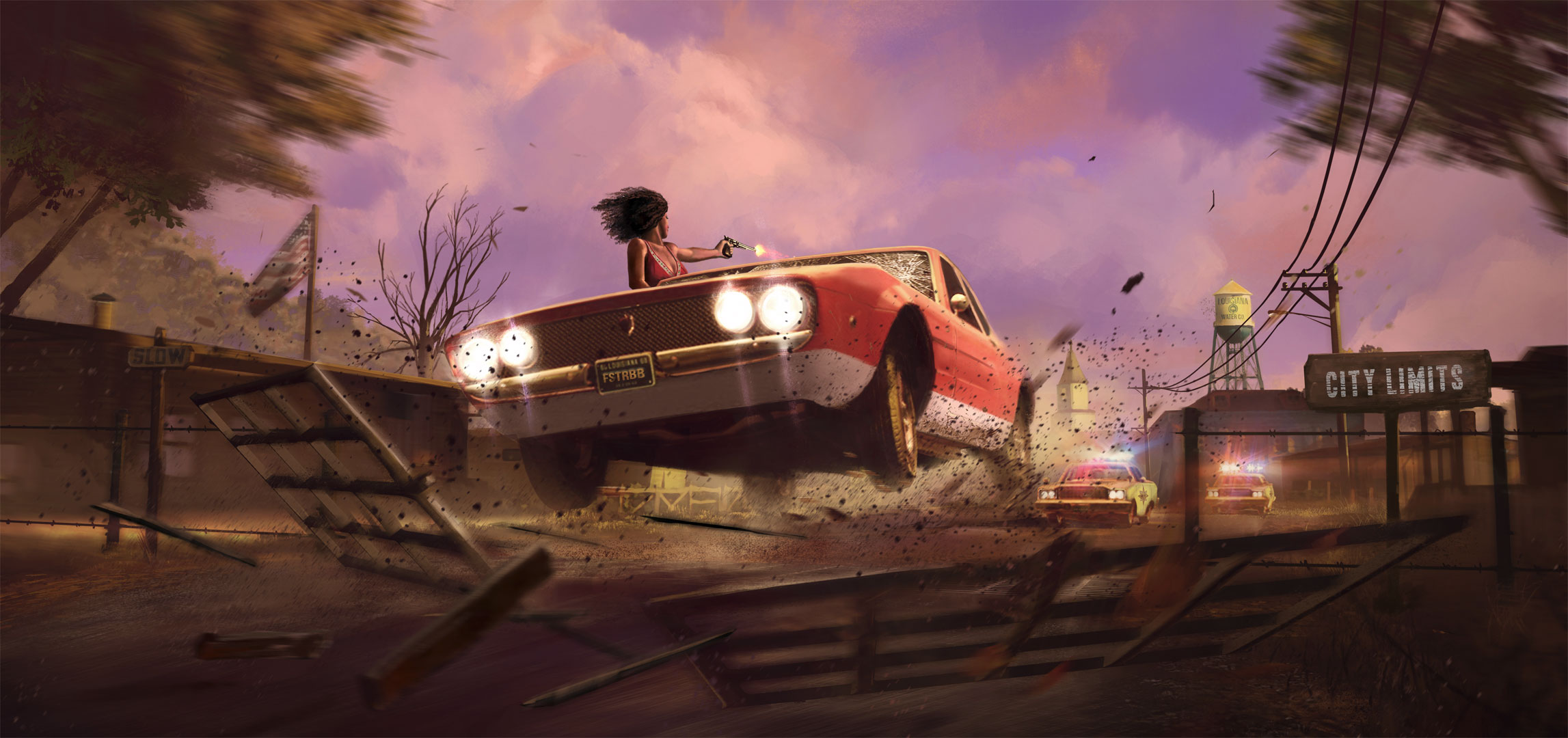 Mafia III - DLC Faster, Baby