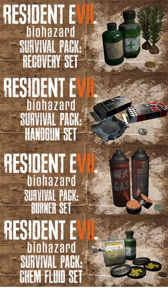 Resident Evil 7 - bonusy za preorder