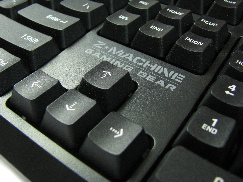 Zalman ZM-K650WP - kapsle nie uświadczą odcisków palców.