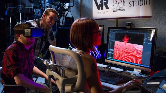 wirtualna rzeczywistość VR