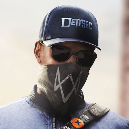Watch Dogs 2 - Marcus