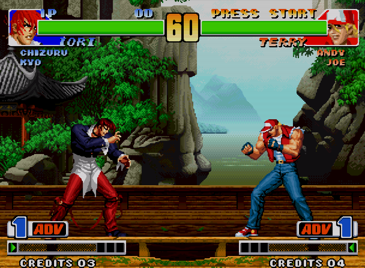 King of Fighters 98