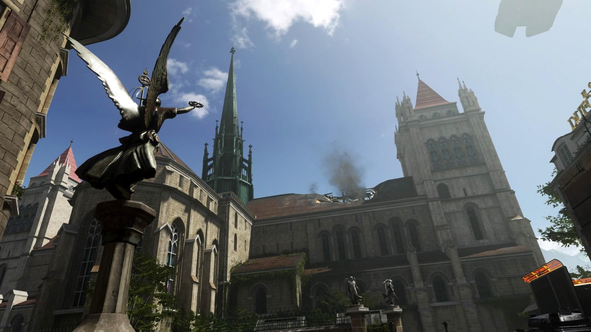 Mimo przeniesienia gry do roku 2080, w Call of Duty Infinite Warfare nie brakuje klasycznych map w multiplayer.