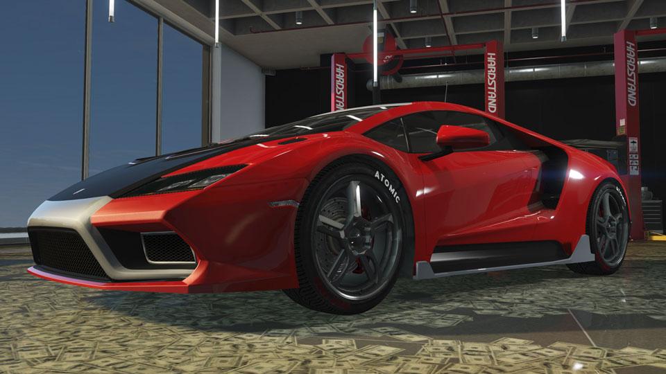 GTA Online: Aktualizacja Import/Eksport