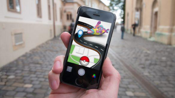 Pokemon Go gry gra