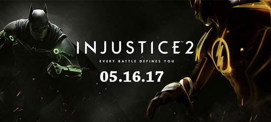 Data premiery Injustice 2