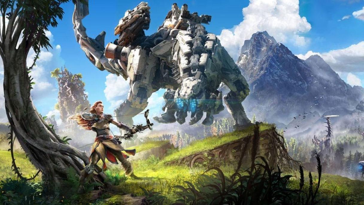 Horizon: Zero Dawn - porównanie wersji PS4 vs PS4 Pro ...