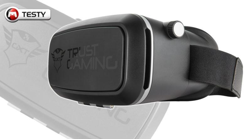 Test Virtual Reality Glasses Gtx 720 Zabawka Dla Entuzjastów
