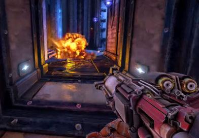 Quake Champions – nowy tryb gry i czempion już są